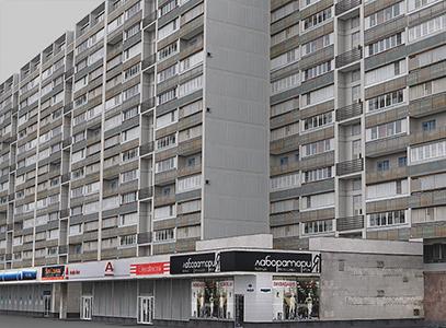 Административное здание, г. Москва, ул. Большая полянка, д. 30
