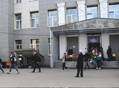 «Колледж исскуств», Московская обл.,  г. Химки, ул. Библиотечная, д. 10