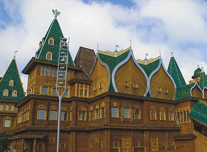 Московский Государственный Музей-заповедник «Коломенское»,  г. Москва, ул. Андропова, 39